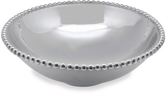 Mariposa Pearled Large Serving Bowl