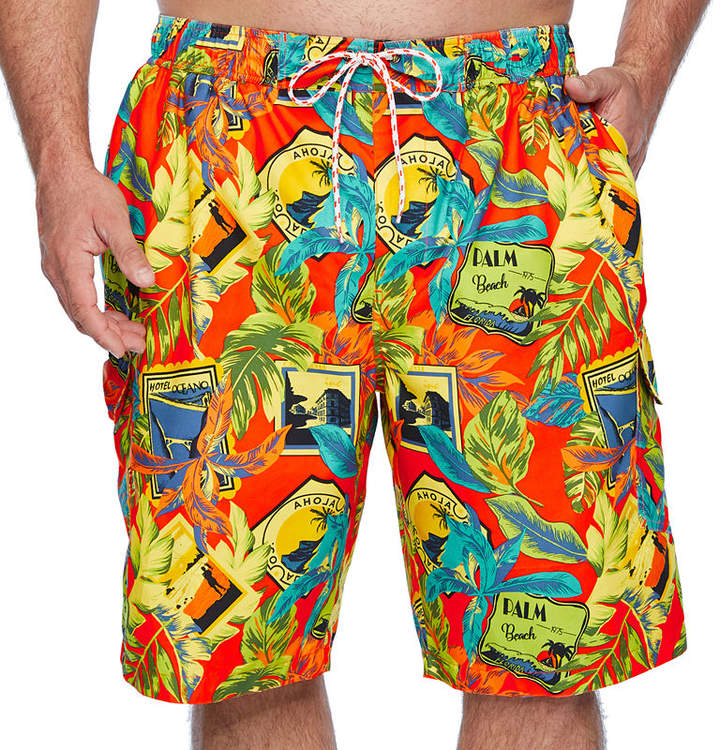 95167d21a0 Big And Tall Swim Trunks - ShopStyle