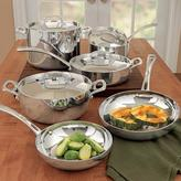 Cuisinart French Classic Tri-Ply 10-Piece Cookware Set in Stainless