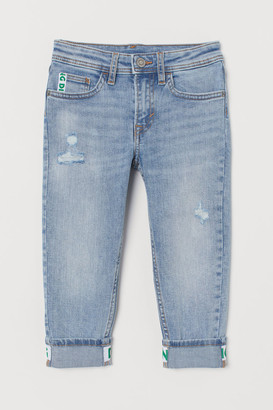 H&M Relaxed Tapered Fit Jeans