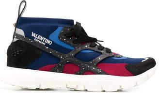 Valentino Garavani garavani heroes sneakers blue