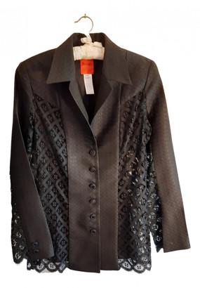 Christian Lacroix Black Polyester Jackets