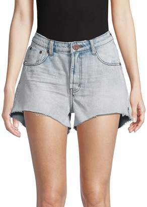 One Teaspoon Classic Denim Shorts