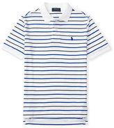 Ralph Lauren Boys 8-20 Striped Cotton Polo