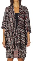 Missoni Women's Multicolor Wool Coat.
