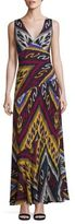 Etro Ikat Printed Dress