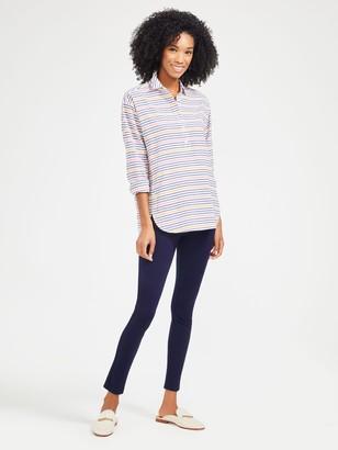 J.Mclaughlin Fallon Shirt in Stripe