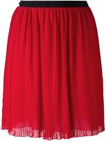 Giamba pleated mini skirt - women - Polyester - 42