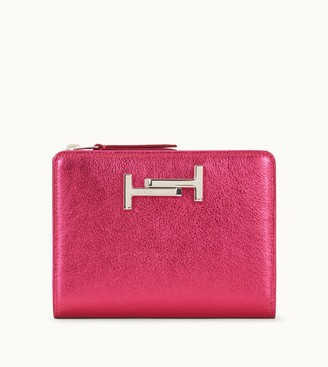 Tod's Passport Holder in Leather