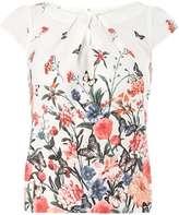**BIllie & Blossom Petite Ivory Shell Top