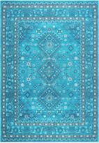 nuLoom Tribal Pole Diamond Persian Rug