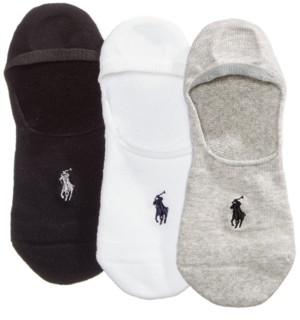 Polo Ralph Lauren Men's 3-Pk. Sport Liner Socks