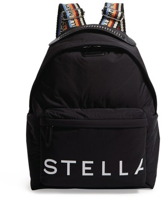 Stella McCartney Falabella GO Logo Backpack