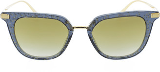 Dolce & Gabbana Panthos Shaped Sunglasses