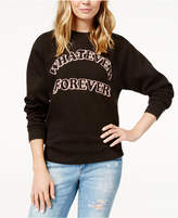 Junk Food Clothing Whatever Forever Graphic Sweatshirt