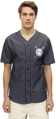 Diadora X Paura Paura X Diadora Cotton Baseball Shirt