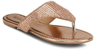 OLIVIA MILLER Flash Forward Sandal