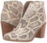 Diba True Look Down (Nude) Women's Shoes
