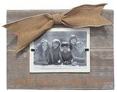 """Mud Pie """"Sandy Toes"""" 3-Inch x 5-Inch Picture Frame"""
