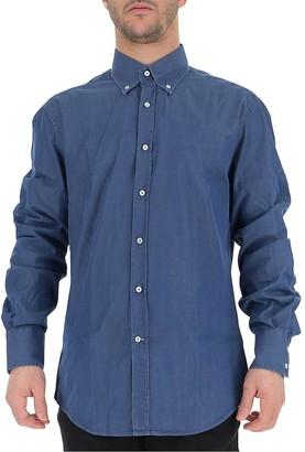 Brunello Cucinelli Buttoned-Up Denim Shirt