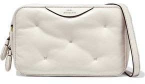 Anya Hindmarch Chubby Quilted Leather Shoulder Bag