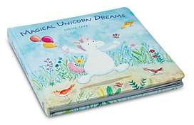 Jellycat Magical Unicorn Dreams Book - Ages 0+