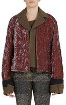 Haider Ackermann Layered Long Sleeve Jacket