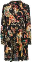 Etro tiger print dress