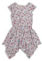 Splendid Girls Floral Printed Dress