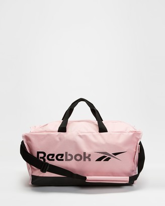 Reebok Performance - Women's Pink Duffle Bags - Training Essentials Medium Grip Bag - Size One Size at The Iconic
