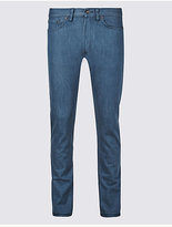M&S Collection Slim Fit Selvedge Jeans