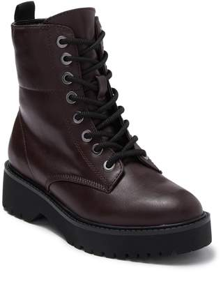 Call it SPRING Plateau Lace Up Combat Boot
