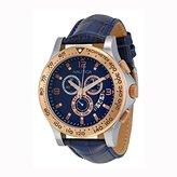 Nautica Men's NAD19502G NST 600 Chrono Analog Display Japanese Quartz Blue Watch