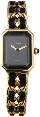 Chanel Premiere Gold Gold plated Watches