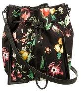 3.1 Phillip Lim Floral Scout Bucket Bag