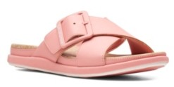Clarks Cloudsteppers Women's Step JuneShell Flat Sandals Women's Shoes