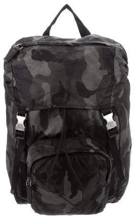 98c602b6a5e8 Prada Men's Backpacks - ShopStyle