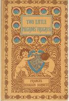 One Kings Lane Vintage Two Little Pilgrims' Progress