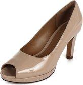Clarks Delsie Britta Womens Leather 11-MEDIUM