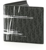 Christian Dior Scribble Wallet