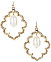 Anna & Ava Kim Pearl Drop Earrings