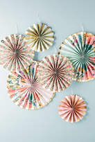 Rifle Paper Co. Garden Party Fans, Set of 6
