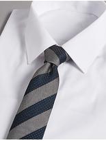 Autograph Pure Silk Striped Tie