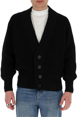 Prada Buttoned Cardigan