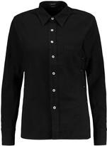 R 13 Pin-embellished cotton shirt