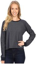 Bench Contemplation Overhead Pullover Sweatshirt