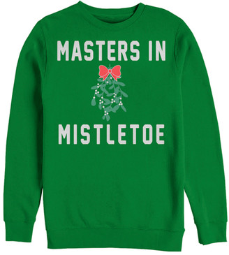 Fifth Sun Men's Sweatshirts and Hoodies KELLY - Kelly 'Mistletoe Master' Pullover Sweatshirt - Men