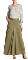 Max Studio Military Long Skirt