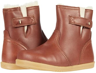 Bobux I-Walk Tahoe Arctic (Toddler) (Toffee) Kid's Shoes
