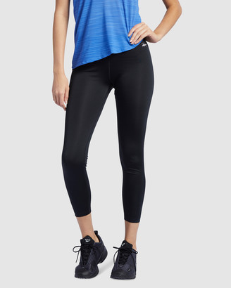 Reebok Performance - Women's Black Tights - Workout Ready Commercial Tights - Size One Size, XXS at The Iconic